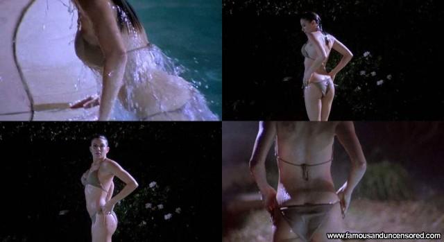 Kari Wuhrer Poison Sexy Beautiful Nude Scene Celebrity