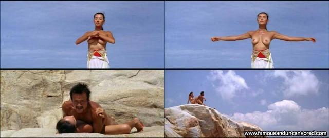 Monica Mok Ocean Flame Celebrity Sexy Nude Scene Beautiful