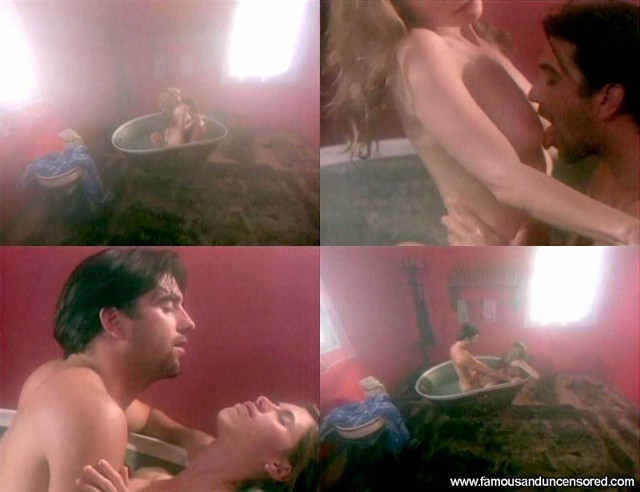 Elizabeth Kaitan Petticoat Planet Celebrity Sexy Nude Scene Beautiful