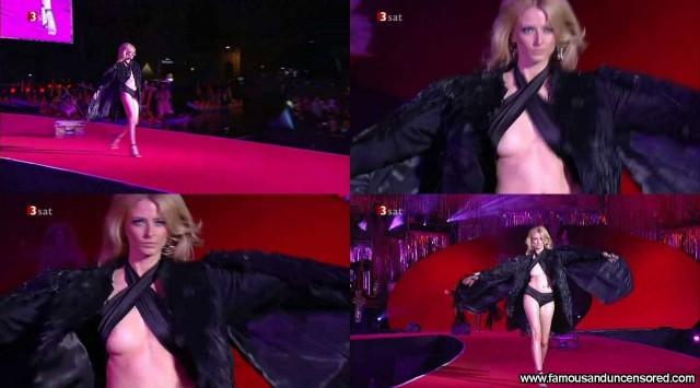 Eva Padberg Life Ball Nude Scene Beautiful Sexy Celebrity