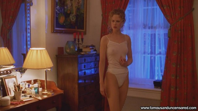 Nicole Kidman Eyes Wide Shut Nude Scene Sexy Beautiful