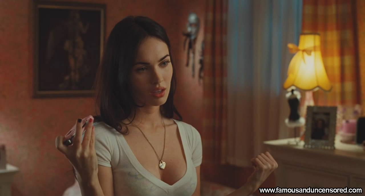 Megan fox nude sex scene
