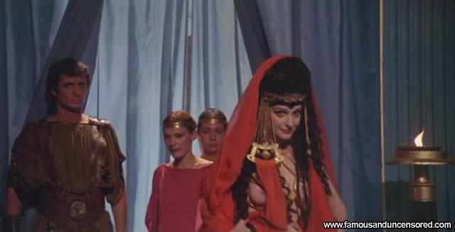 Adriana Asti Caligula Nude Scene Beautiful Sexy Celebrity
