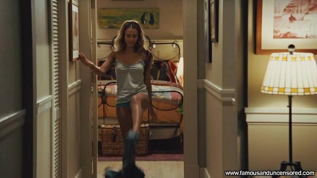 Jessica Alba Good Luck Chuck Beautiful Nude Scene Sexy Celebrity Babe