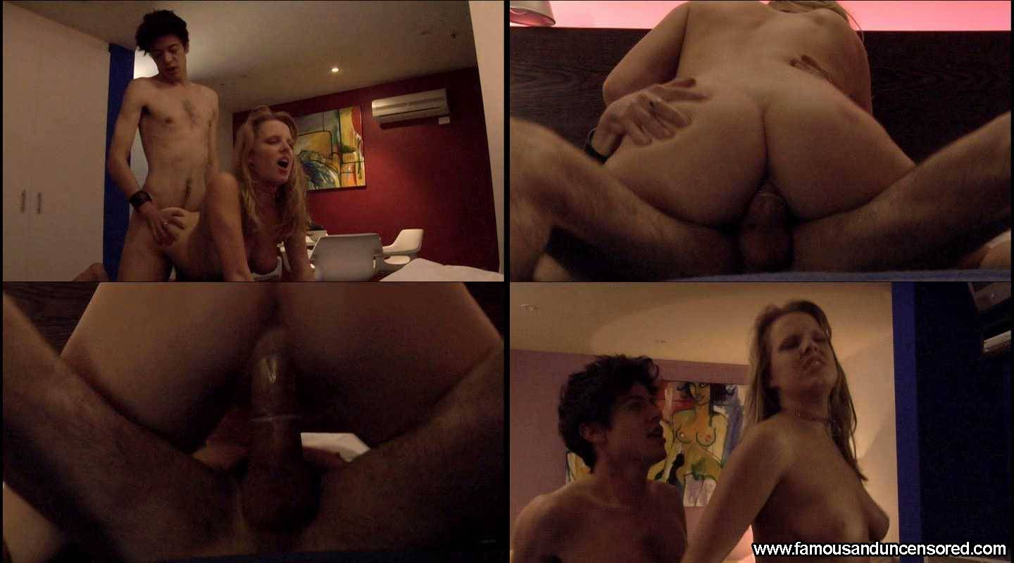 Tiffany limos sex scene with two guys in ken park movie