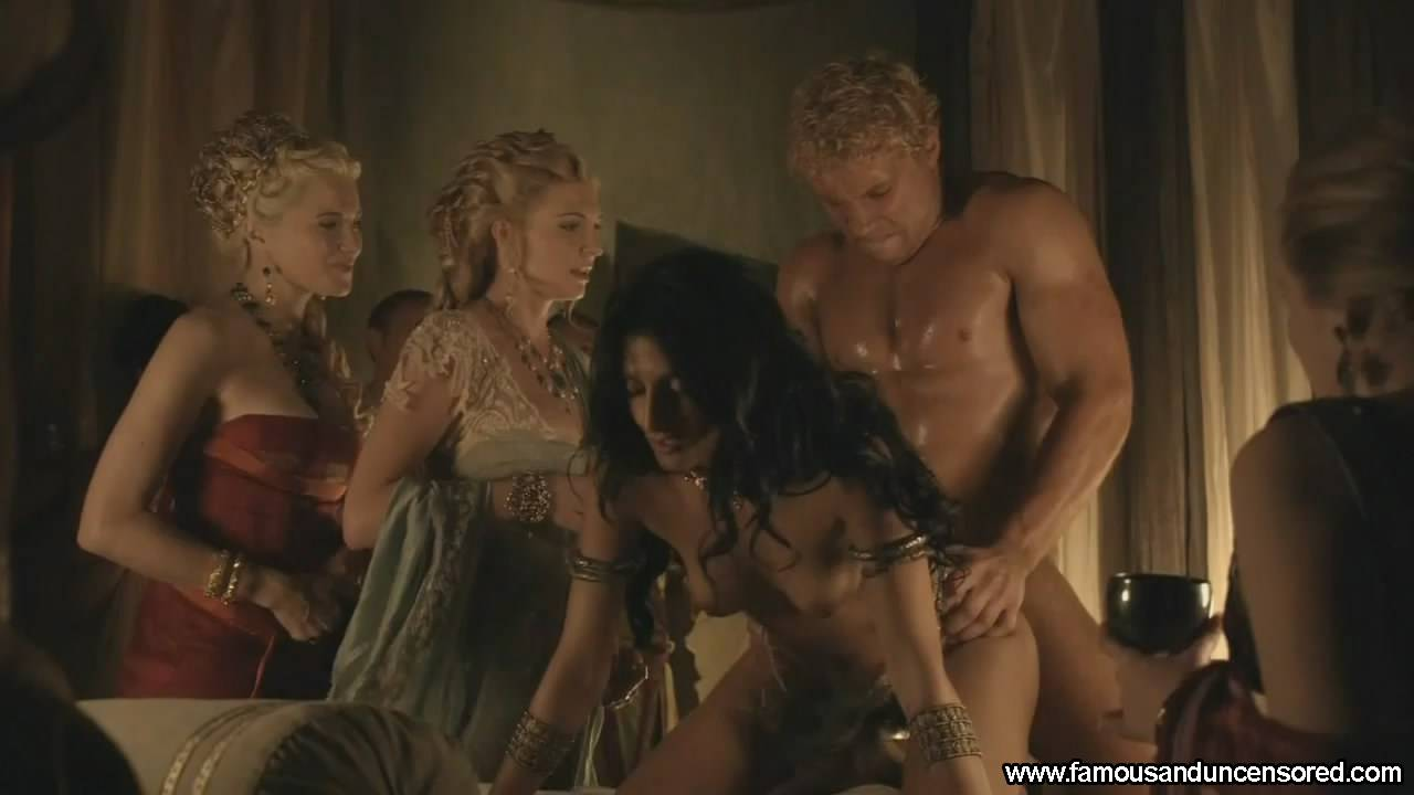 dream girls nude scene