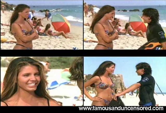 Charisma Carpenter Baywatch Beautiful Sexy Nude Scene Celebrity