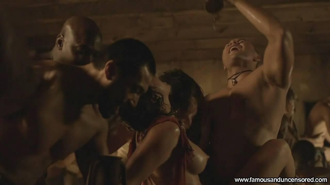Spartacus sex scenes  XNXXCOM