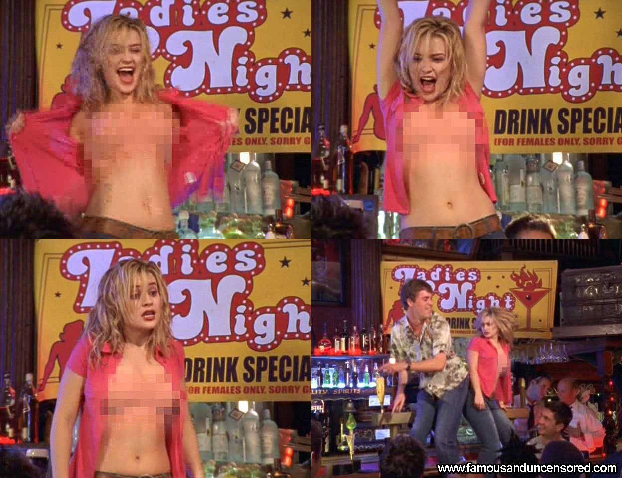 Monica Keena Nude Scenes