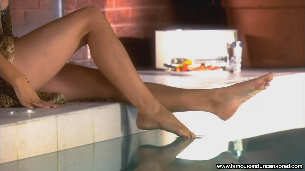 Bridgette Wilson Nude Sey Scene In Phantom Punch Celebrity S And