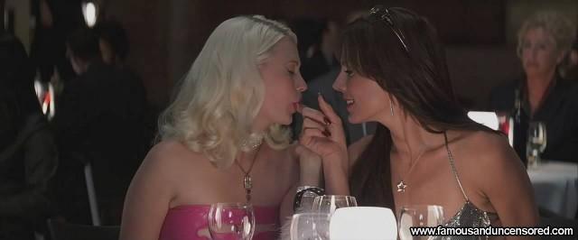 Krista Allen Anger Management Beautiful Sexy Nude Scene Celebrity
