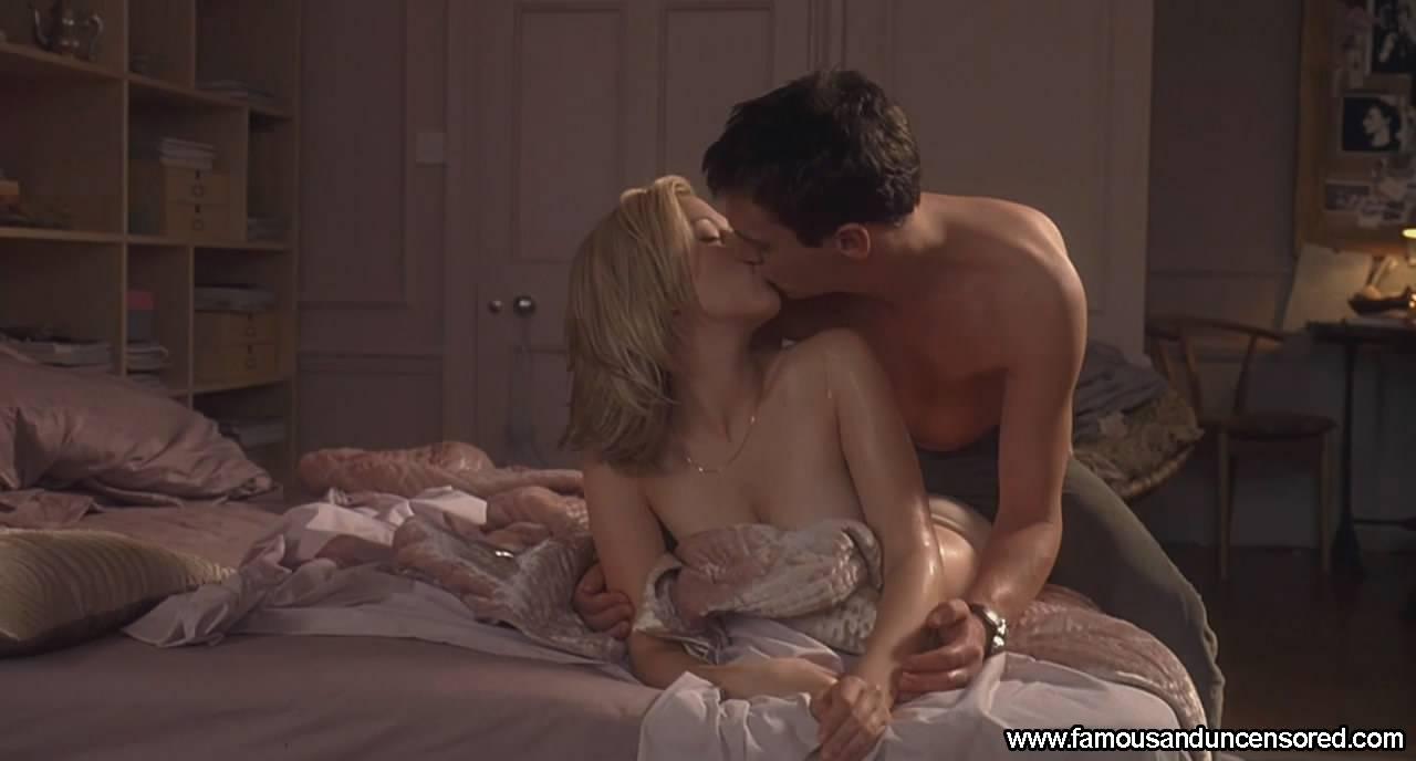Has Scarlett Johansson ever been nude?