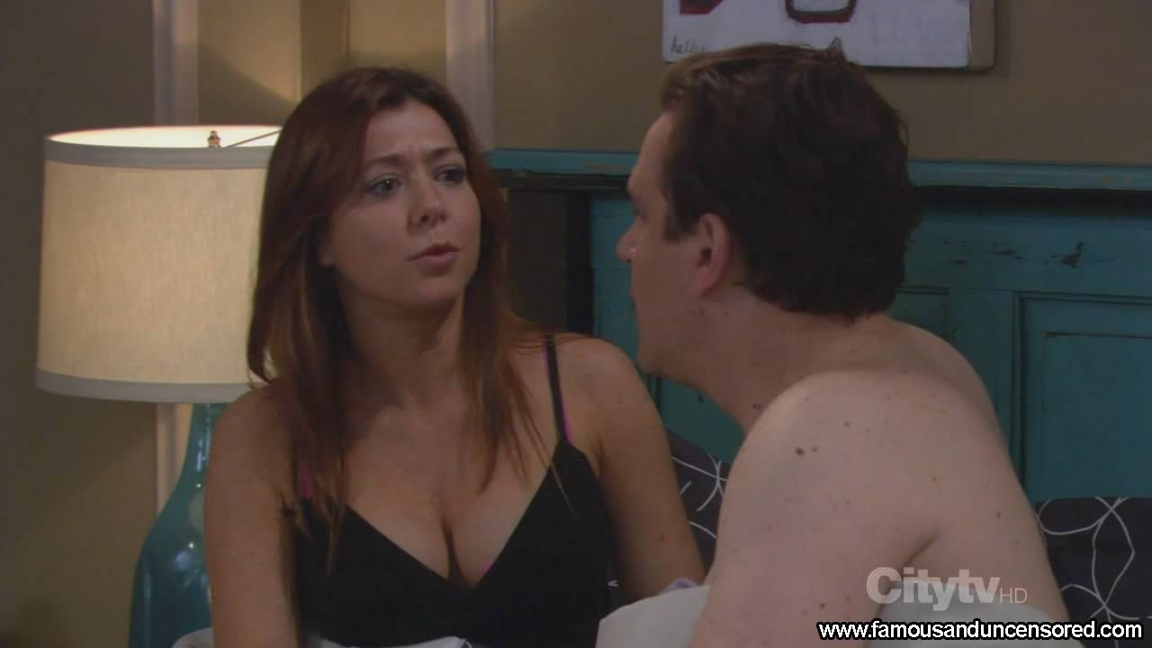 Please, she Alison hannigan nude clip