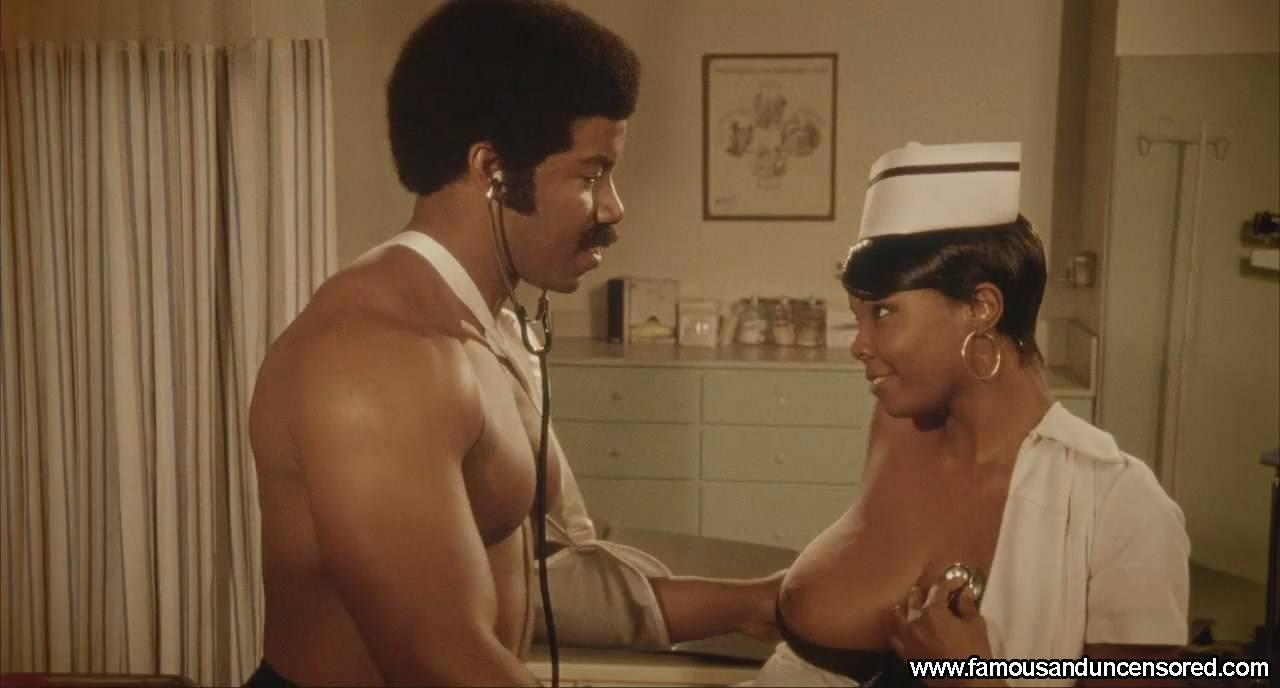 Famous naked black women