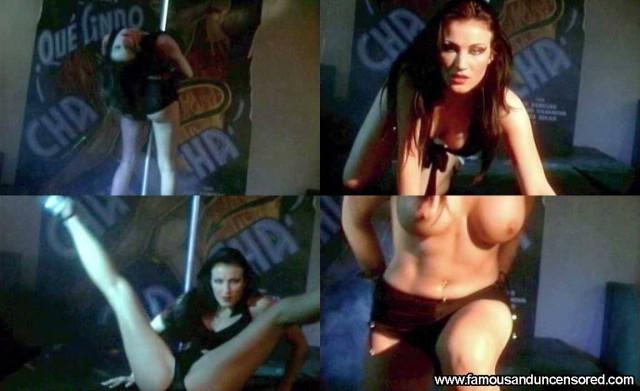 Aime Wolf Blood Dancers Sexy Beautiful Celebrity Nude Scene Doll