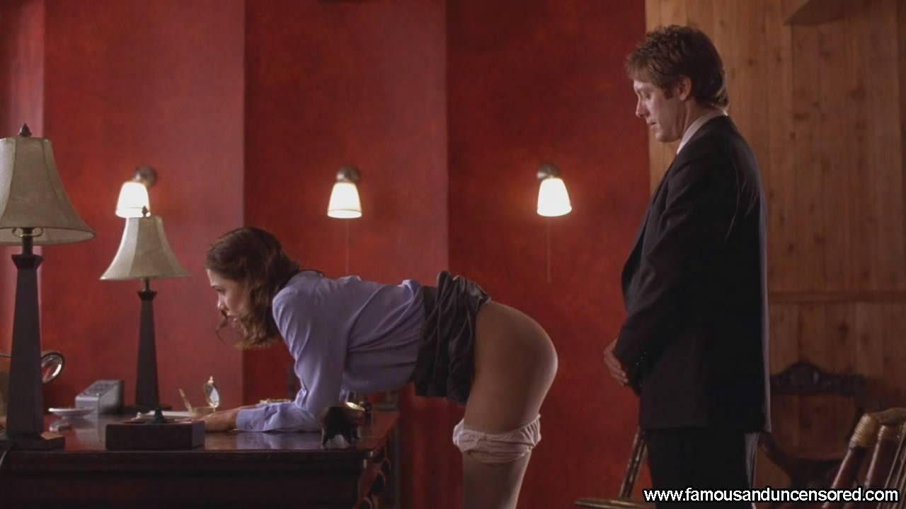 secretary hot scene