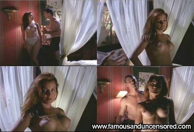Michelle Hall Lawful Entry Nude Scene Beautiful Sexy Celebrity Posing