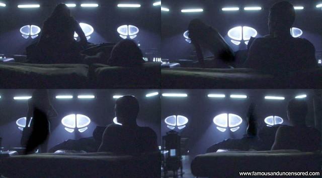 Elyse Levesque Stargate Universe Nude Scene Celebrity Beautiful Sexy
