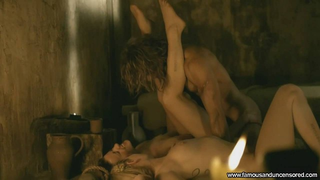Unknown Spartacus Gods Of The Arena Beautiful Sexy Nude Scene