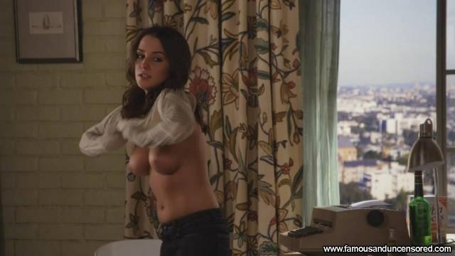 Addison Timlin Californication Celebrity Beautiful Nude Scene Sexy