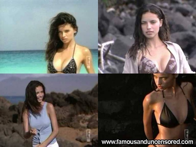 Adriana Lima Nude Scene Celebrity Beautiful Sexy