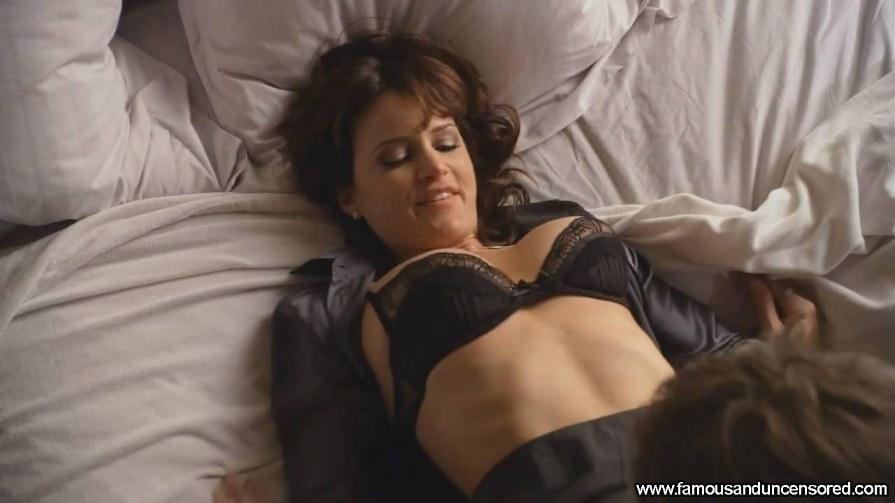 Carla Gugino Hot Californiacation Scene - YouTube