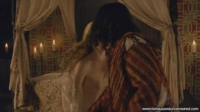 Holliday Grainger The Borgias  Nude Scene Celebrity Beautiful Sexy