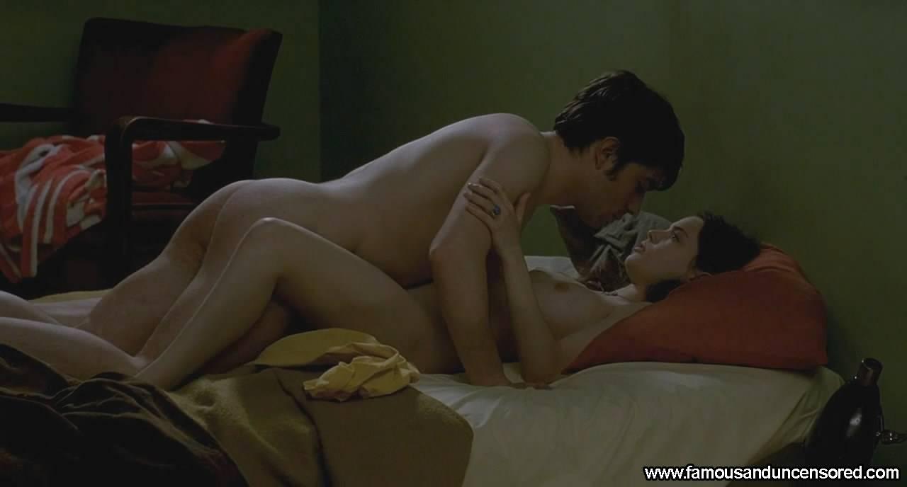 Was roxane mesquida nude scenes consider, that
