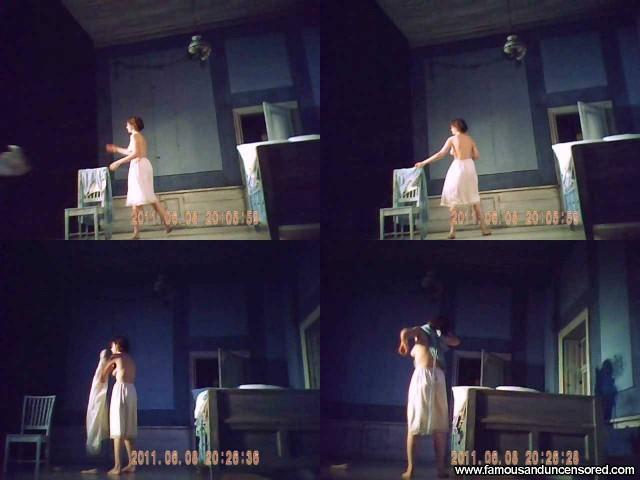Carey Mulligan Through A Glass Darkly Nude Scene Sexy Celebrity