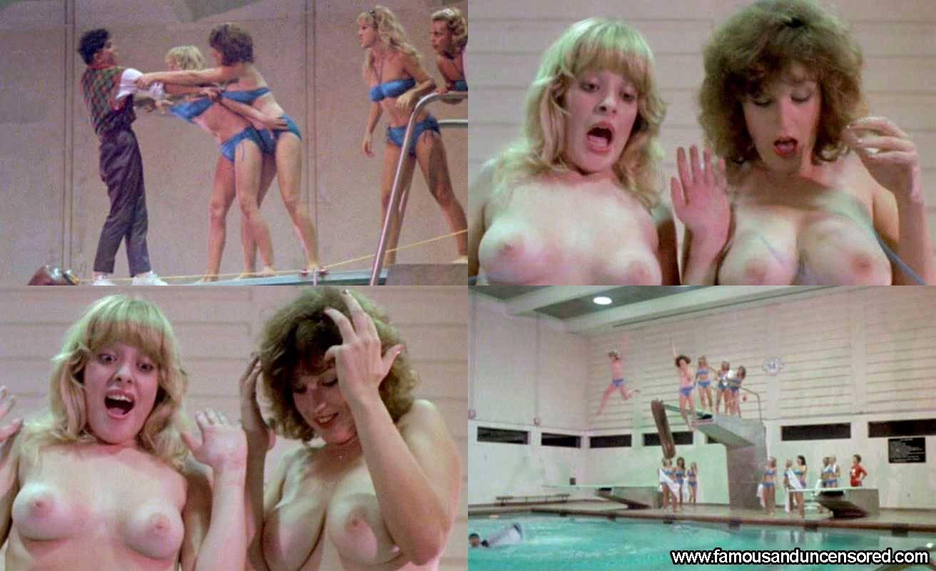 Astrid Brandt Screwballs Beautiful Celebrity Sexy Nude Scene