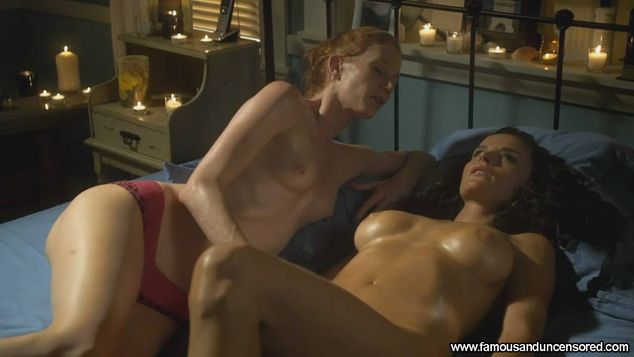 Ana alexander nude scenes chemistry hd 3