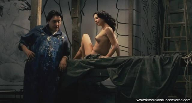 Lucia Bravo Frida Celebrity Beautiful Nude Scene Sexy Nude Posing Hot