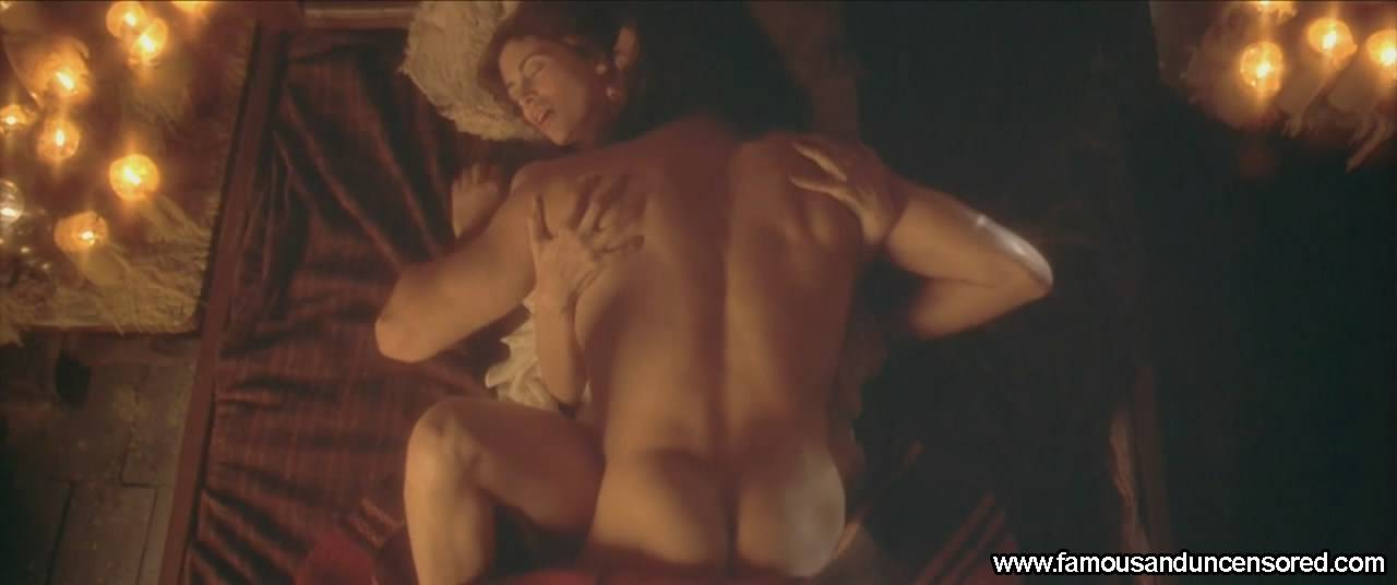 Lisa barbuscia highlander sex scene that