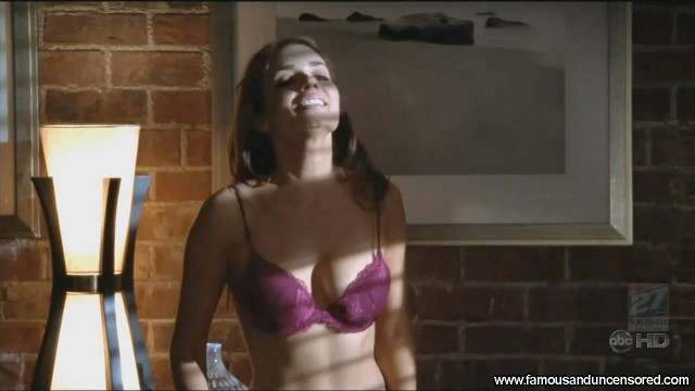 Rebecca Marshall Big Shots Nude Scene Sexy Beautiful Celebrity