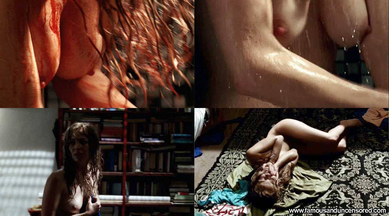 Everything, violante placido nude scene necessary