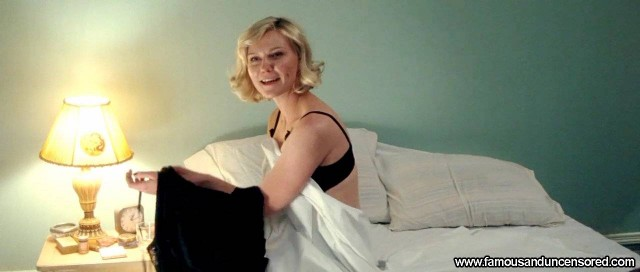 Kirsten Dunst On The Road Celebrity Beautiful Sexy Nude Scene Actress