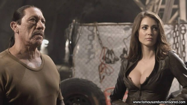 Tanit Phoenix Death Race Inferno Beautiful Nude Scene Celebrity Sexy