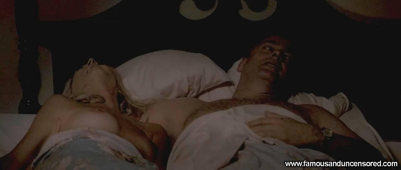 Katherine LaNasa Nude Sexy Scene in Jayne Mansfields Car