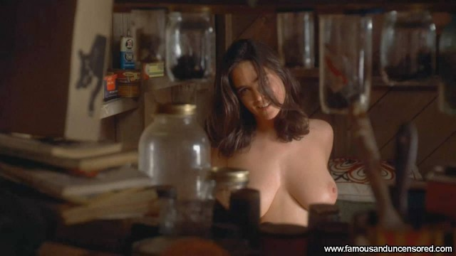 Jennifer Connelly Inventing The Abbotts Nude Scene Celebrity Sexy