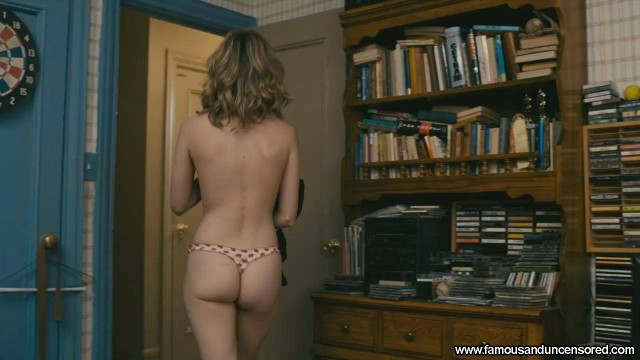 Brie Larson The Trouble With Bliss Nude Scene Celebrity Beautiful Sexy