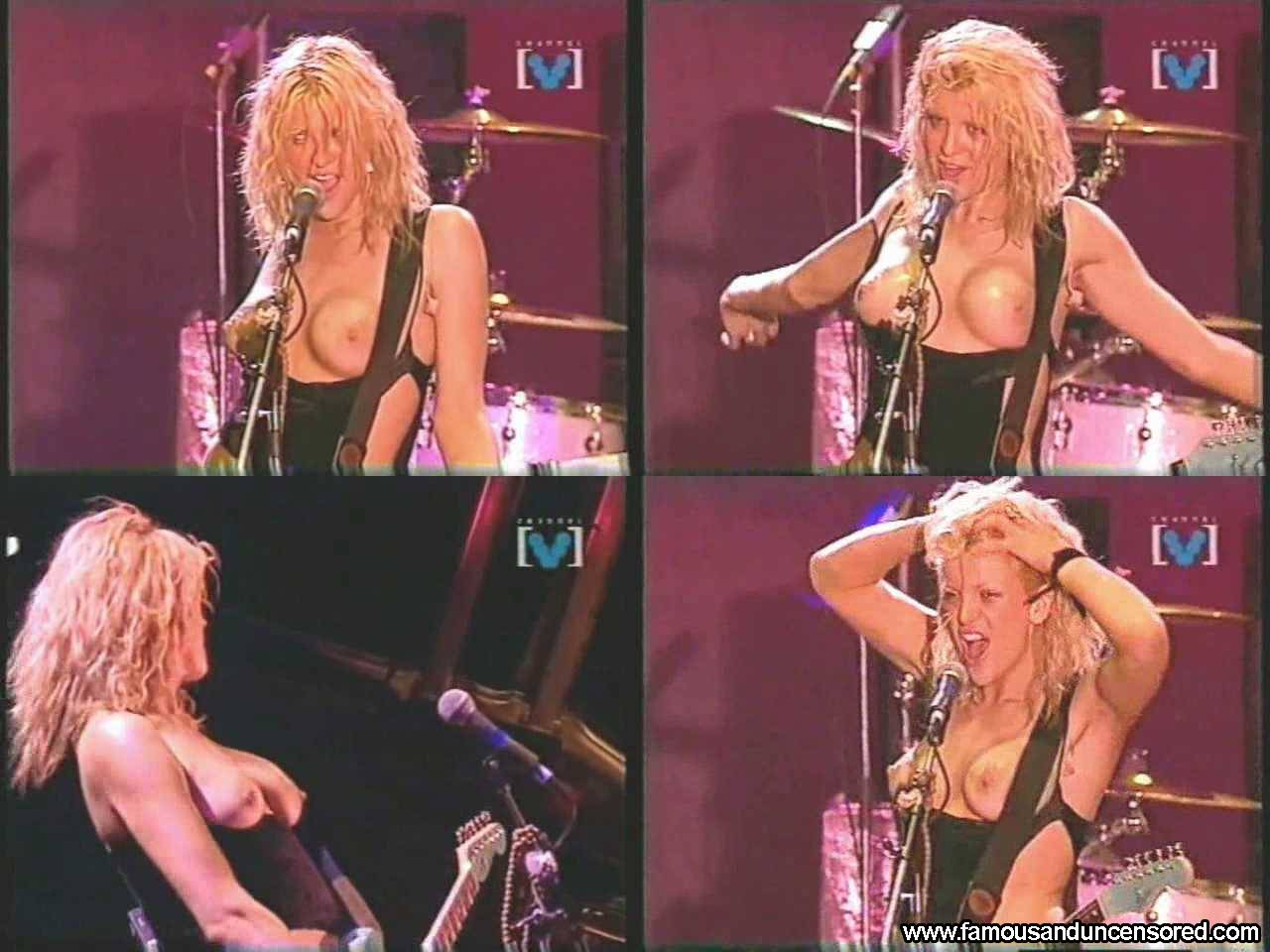Naked pictures of courtney love