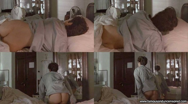 Debra Winger The Sheltering Sky Celebrity Beautiful Sexy Nude Scene