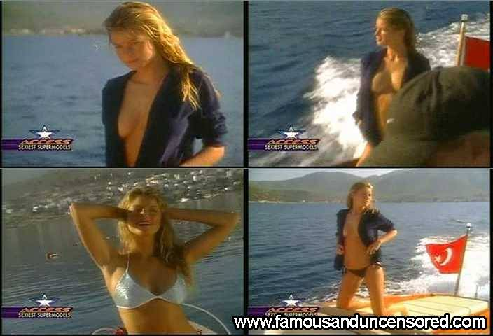 Marisa Miller Nude Sey Scene In Access Hollywood Celebrity S And