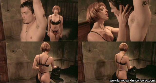 Angel Boris Warlock Iii The End Of Innocence Celebrity Beautiful Nude