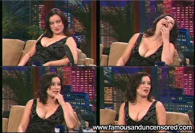 Jennifer Tilly The Tonight Show With Jay Leno Celebrity Sexy Nude