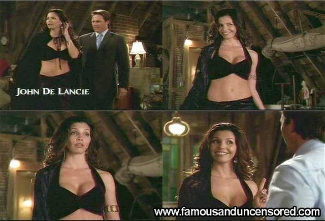Charisma Carpenter Charmed Sexy Nude Scene Celebrity Beautiful Famous