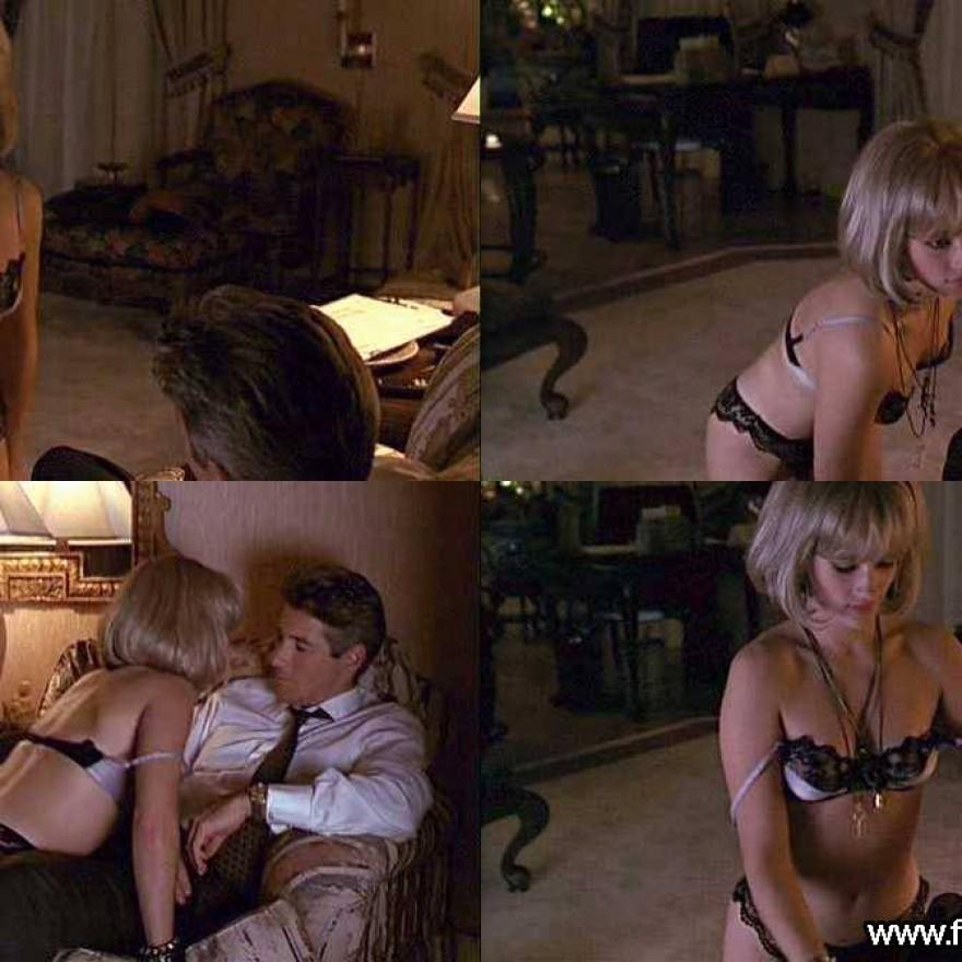 Julia roberts sex scene pretty women