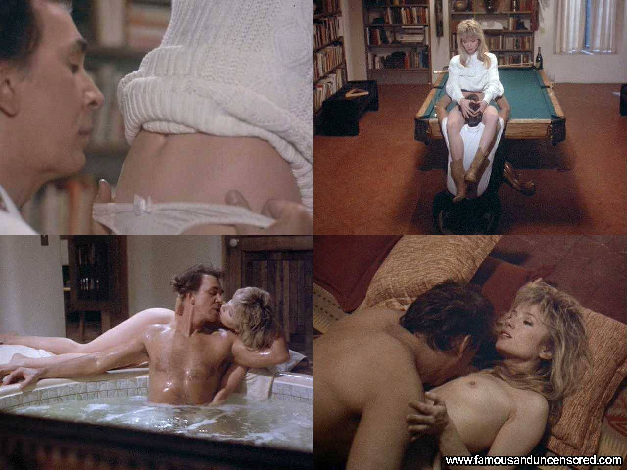 Rebecca De Mornay Nude Sexy Scene in And God Created Woman