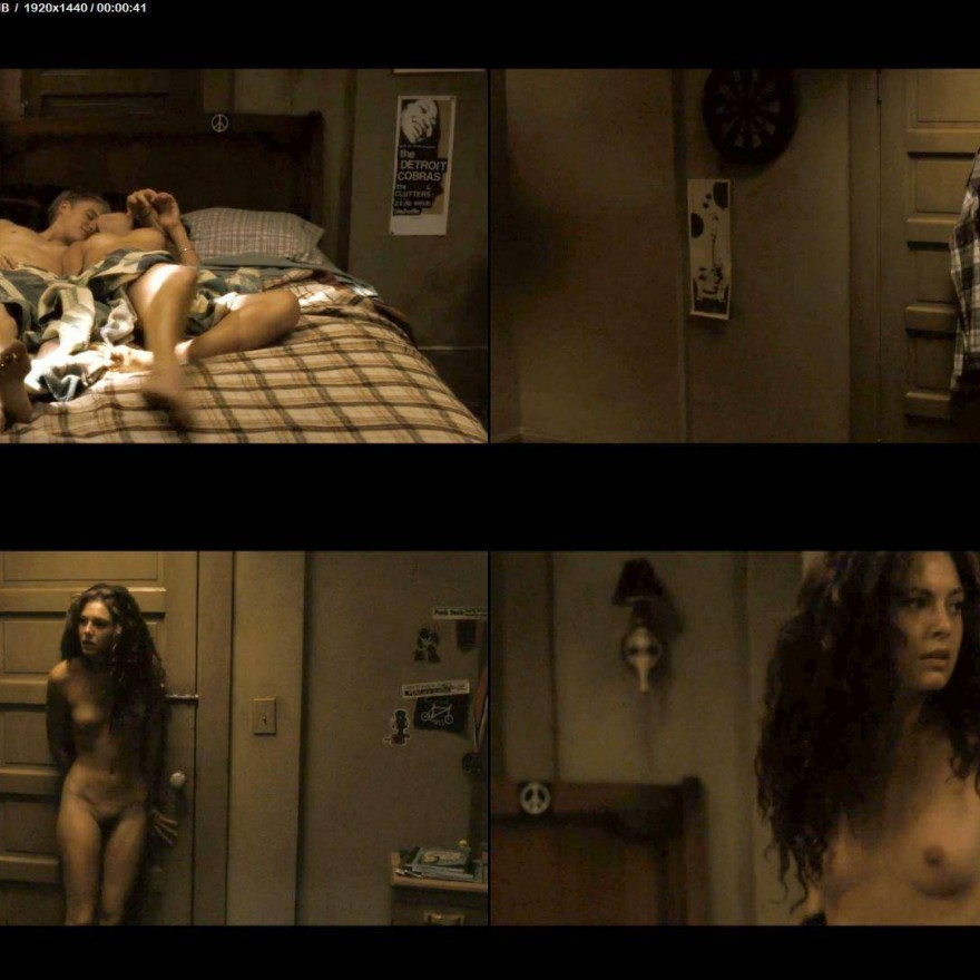 So? Sex scenes of alexa davalos are not