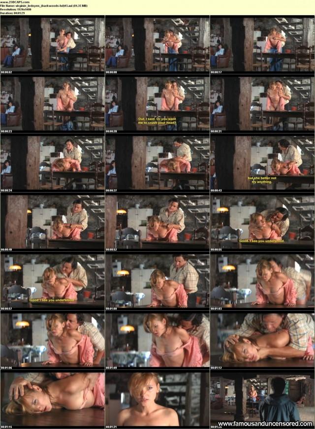 Virginie Ledoyen Backwoods Beautiful Nude Scene Celebrity Sexy Doll